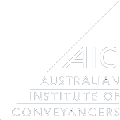 Australian Institue of Conveyancers Logo
